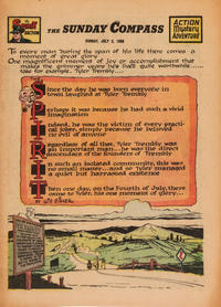 Cover Thumbnail for The Spirit (Register and Tribune Syndicate, 1940 series) #7/2/1950
