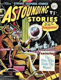 Cover Thumbnail for Astounding Stories (Alan Class, 1966 series) #39