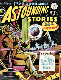 Cover Thumbnail for Astounding Stories (Alan Class, 1966 series) #39