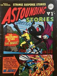 Cover Thumbnail for Astounding Stories (Alan Class, 1966 series) #55