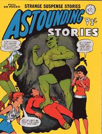 Cover Thumbnail for Astounding Stories (Alan Class, 1966 series) #61