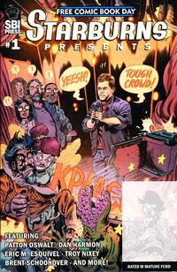Cover Thumbnail for Starburns Presents (SBI Press [Starburns Industries Press], 2018 series) #1