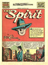 Cover Thumbnail for The Spirit (1940 series) #3/28/1943 [Syracuse [NY] Herald American edition]