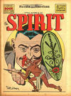 Cover for The Spirit (Register and Tribune Syndicate, 1940 series) #10/22/1944 [Syracuse [NY] Herald American edition]