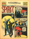 Cover Thumbnail for The Spirit (1940 series) #3/11/1945 [Syracuse [NY] Herald American edition]
