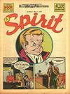 Cover for The Spirit (Register and Tribune Syndicate, 1940 series) #5/6/1945 [Syracuse [NY] Herald American edition]
