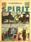 Cover Thumbnail for The Spirit (1940 series) #6/24/1945 [Syracuse [NY] Herald American edition]