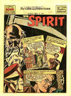 Cover Thumbnail for The Spirit (1940 series) #7/15/1945 [Syracuse [NY] Herald American edition]