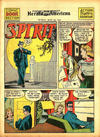 Cover Thumbnail for The Spirit (1940 series) #7/22/1945 [Syracuse [NY] Herald American edition]