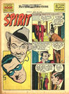Cover Thumbnail for The Spirit (1940 series) #7/29/1945 [Syracuse [NY] Herald American edition]