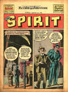 Cover Thumbnail for The Spirit (1940 series) #8/26/1945 [Syracuse [NY] Herald American edition]