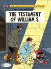 Cover for The Adventures of Blake & Mortimer (Cinebook, 2007 series) #24 - The Testament of William S.