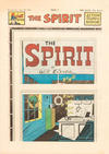Cover for The Spirit (Register and Tribune Syndicate, 1940 series) #5/28/1950 [Philadelphia Bulletin Edition]