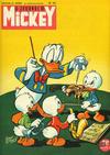 Cover for Le Journal de Mickey (Disney Hachette Presse, 1952 series) #151