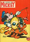 Cover for Le Journal de Mickey (Disney Hachette Presse, 1952 series) #152