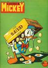Cover for Le Journal de Mickey (Disney Hachette Presse, 1952 series) #154