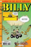 Cover for Billy (Hjemmet / Egmont, 1998 series) #10/2018