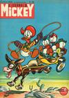 Cover for Le Journal de Mickey (Disney Hachette Presse, 1952 series) #156