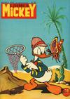 Cover for Le Journal de Mickey (Disney Hachette Presse, 1952 series) #160