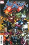 Cover for Avengers (Marvel, 2018 series) #1 (691) [Ed McGuinness]