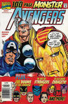 Cover Thumbnail for Avengers (1998 series) #27 [Newsstand]