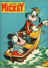 Cover for Le Journal de Mickey (Disney Hachette Presse, 1952 series) #165