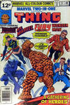 Cover Thumbnail for Marvel Two-In-One (1974 series) #51 [British Price]