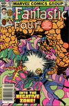 Cover Thumbnail for Fantastic Four (1961 series) #251 [Newsstand]