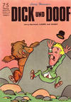 Cover for Dick und Doof (BSV - Williams, 1965 series) #36