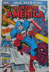 Cover Thumbnail for True Believers: Kirby 100th - Captain America (2017 series) #1 [SDCC 2017]