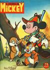 Cover for Le Journal de Mickey (Disney Hachette Presse, 1952 series) #181