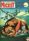 Cover for Le Journal de Mickey (Disney Hachette Presse, 1952 series) #182