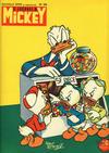 Cover for Le Journal de Mickey (Disney Hachette Presse, 1952 series) #189