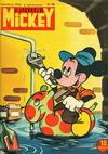 Cover for Le Journal de Mickey (Disney Hachette Presse, 1952 series) #190