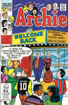 Cover for Archie (Archie, 1959 series) #362 [Direct Edition]