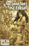 Cover Thumbnail for Edgar Rice Burroughs' The Land That Time Forgot: See-Ta the Savage (2018 series) #2 [Antique Cover]