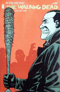 Cover Thumbnail for The Walking Dead (Image, 2003 series) #100 [Barnes & Noble Exclusive]