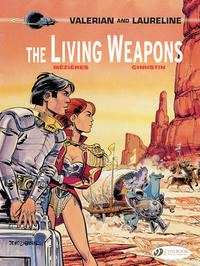 Cover Thumbnail for Valerian and Laureline (Cinebook, 2010 series) #14 - The Living Weapons