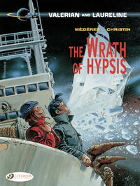 Cover Thumbnail for Valerian and Laureline (Cinebook, 2010 series) #12 - The Wrath of Hypsis