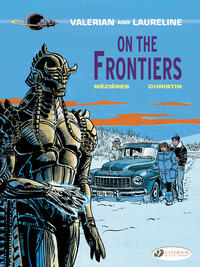 Cover Thumbnail for Valerian and Laureline (Cinebook, 2010 series) #13 - On the Frontiers