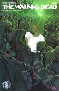 Cover Thumbnail for The Walking Dead (Image, 2003 series) #171 [Pink Signature]