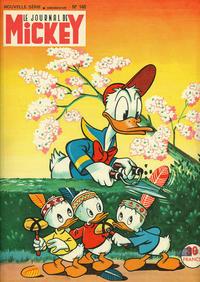 Cover Thumbnail for Le Journal de Mickey (Disney Hachette Presse, 1952 series) #148