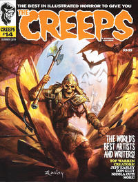 Cover Thumbnail for The Creeps (Warrant Publishing, 2014 ? series) #14