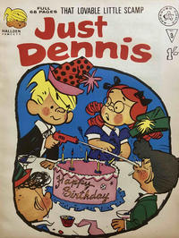 Cover Thumbnail for Just Dennis (Alan Class, 1966 ? series) #3