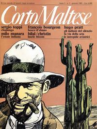 Cover Thumbnail for Corto Maltese (Rizzoli, 1983 series) #v3#1 [16]