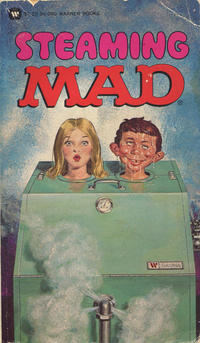 Cover Thumbnail for Steaming Mad (Warner Books, 1975 series) #86-080