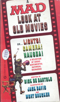 Cover Thumbnail for A Mad Look at Old Movies (New American Library, 1966 series) #T5036