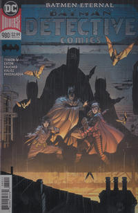 Cover Thumbnail for Detective Comics (DC, 2011 series) #980