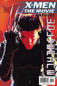 Cover Thumbnail for X-Men Movie Prequel: Wolverine (Marvel, 2000 series)  [Wolverine Photo Cover Direct Edition]