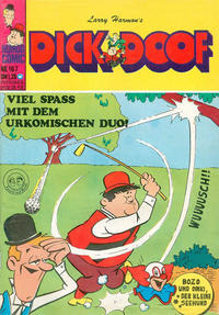 Cover Thumbnail for Dick und Doof (BSV - Williams, 1965 series) #167